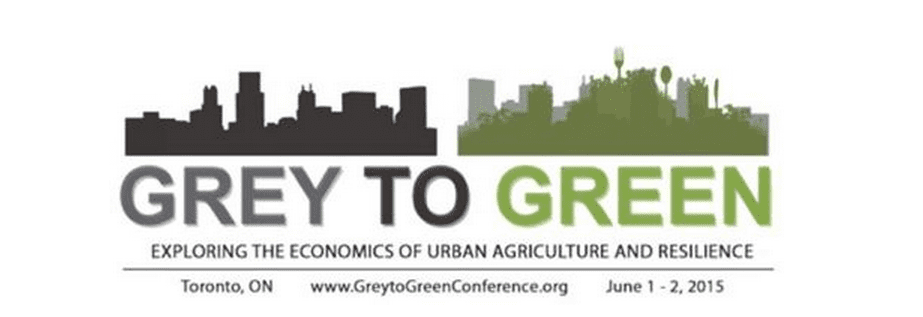 Grey to Green 2015