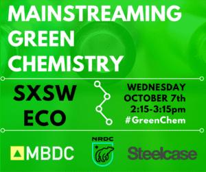 SXSW Eco Conference Logo