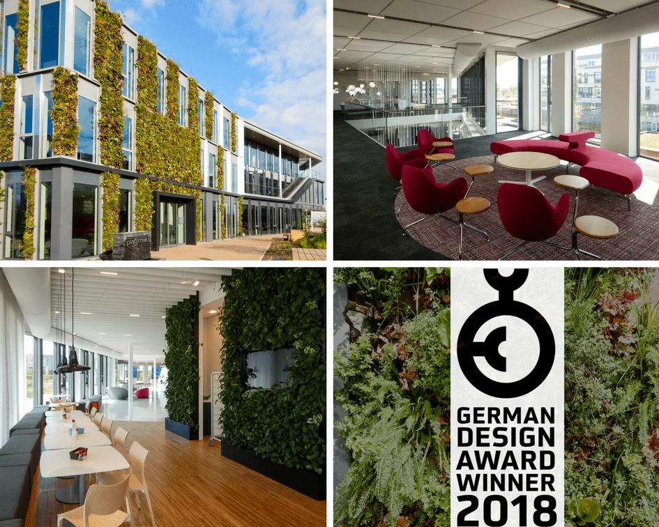 Plantronics German Design Award 2018